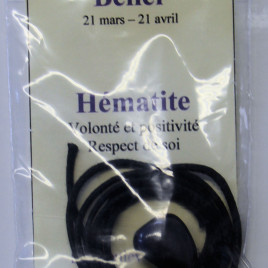 Bélier – hématite