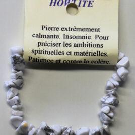 Magnésite ou howlite