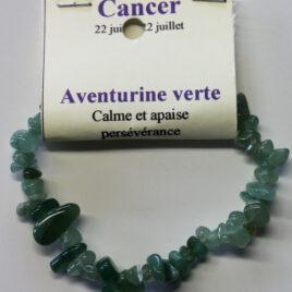 Cancer – Aventurine verte