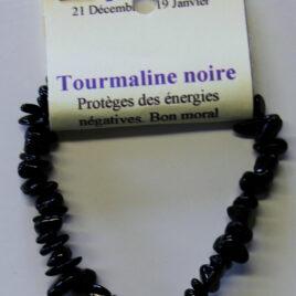 Capricorne – tourmaline noire