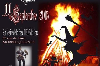 Fête des sorcières à Morbecque le dimanche 11 septembre