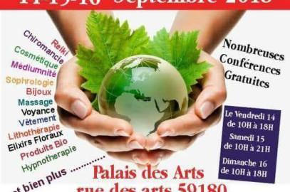 Salon bien-être Cappelle-la-Grande 14 15 et 16 septembre