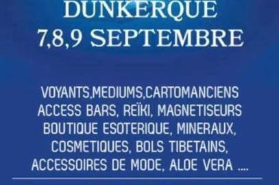 Salon Dunkerque les 7 8 9 septembre