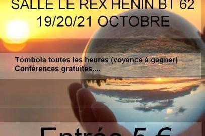 Salon henin beaumont 19 au 21 octobre