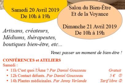 Salon de bergues 20 et 21 avril