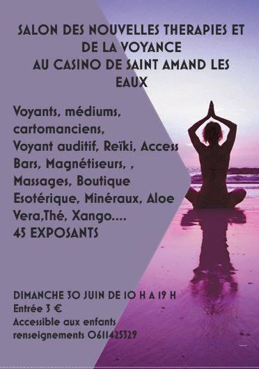 Salon Saint-Amand-les-Eaux 30 juin